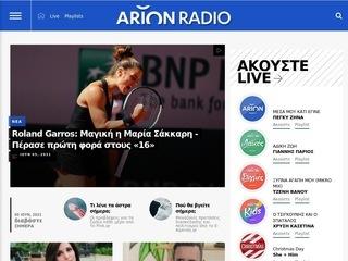 arionradio.com