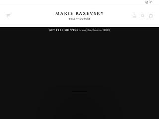 marieraxevsky.com