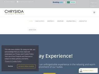 chrysiida-suites.com