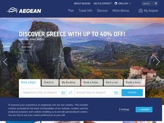 aegeanair.com