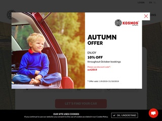 kosmos-carrental.com