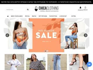 chicaclothing.com