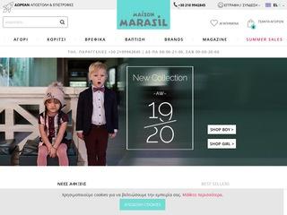maisonmarasil.com