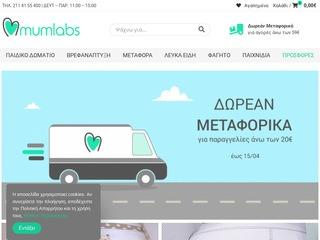 mumlabs.com