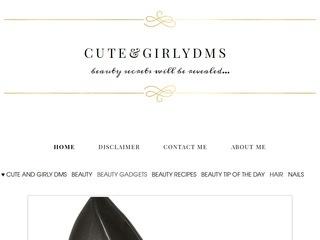 cuteandgirlydms.blogspot.com