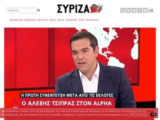syriza.gr