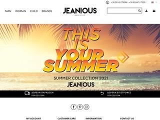 jeanious.com.gr
